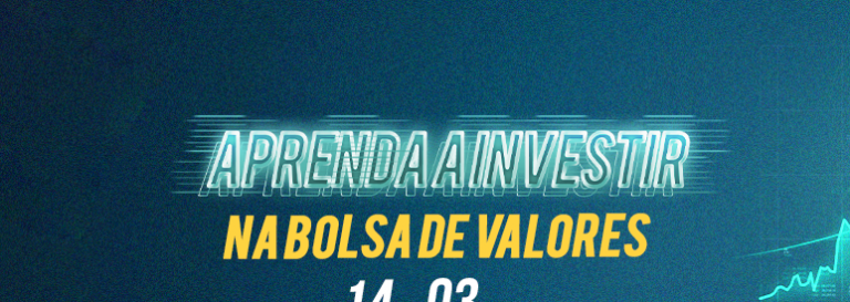APRENDA A INVESTIR NA BOLSA DE VALORES!
